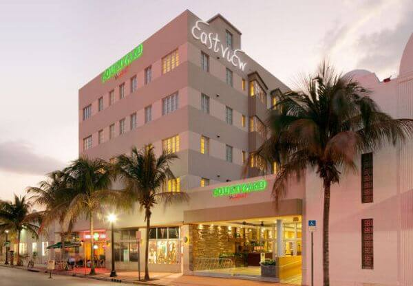 Miami Beach Marriott And Starwood Hotels With Points