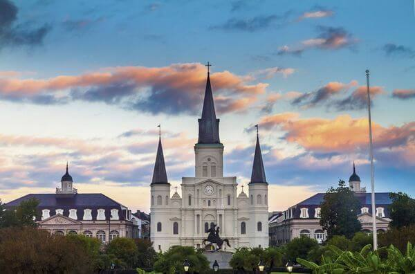 5 Top New Orleans Hotels Using Marriott & Starwood Points