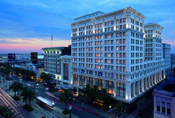 New Orleans Marriott And Starwood Hotels With Points