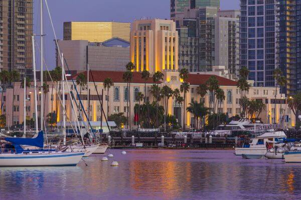 San Diego Marriott And Starwood Hotels With Points