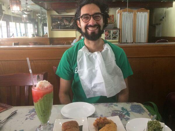 Daraius' Adventures in Queens: Part 4 – Upi Jaya Restaurant