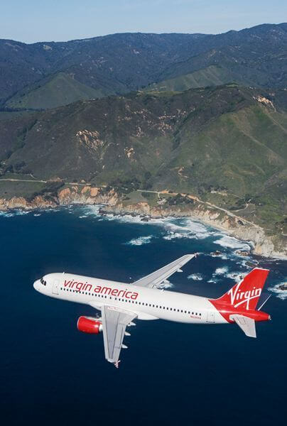 Virgin America Fare Sale!  Premium Economy From $99, First Class From $149