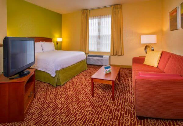 Washington DC Marriott And Starwood Hotels With Points