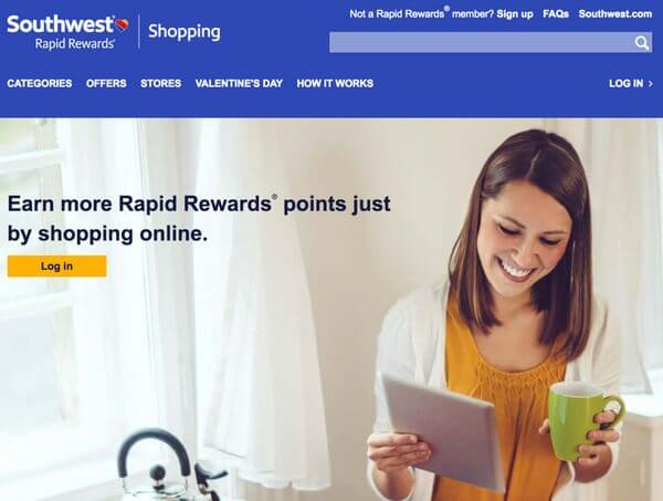4 Tips to Make Sure You Get Your Southwest Shopping Portal Points