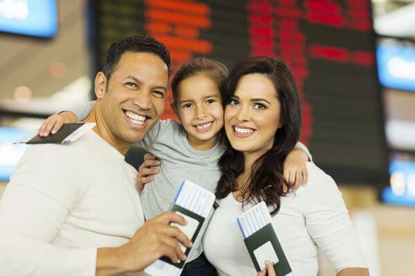 Family Travel Using AMEX Business Platinum Pay With Points