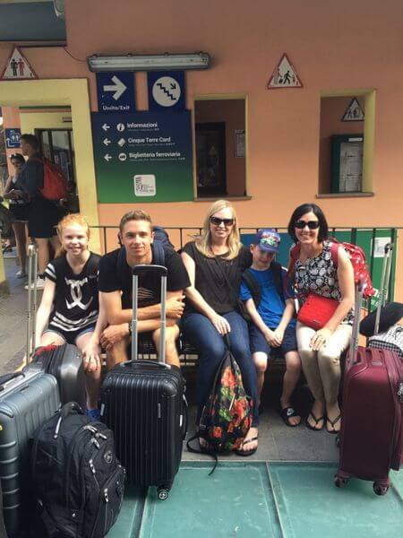How A Family Of 7 Spent 3 Weeks Hiking Exploring Europe With Miles Points