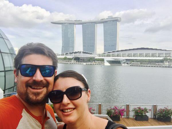 How Miles & Points Turned a Honeymoon Trip Into a 6-Country Round-the-World Adventure!
