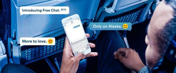 Keep in Touch for Free on Alaska Airlines Flights!