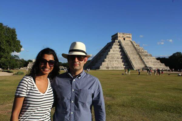 Success A Miles Points Visit To Mexico City Mayan Ruins And Beautiful Cenotes