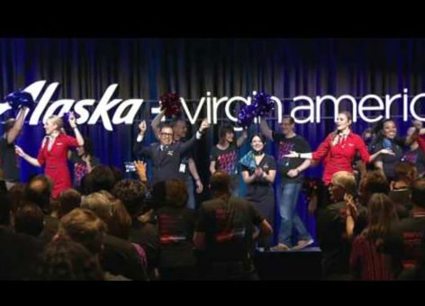 Update:  Alaska Airlines and Virgin America Flyers Will Get 10,000 Free Alaska Airlines Miles!