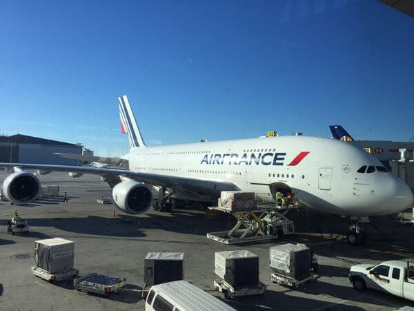 Use AMEX Points Flights To Europe