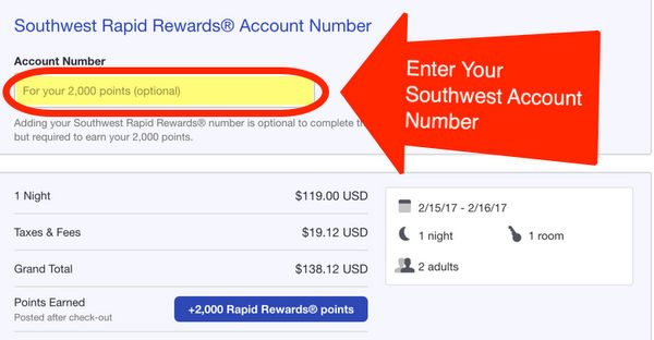 You Can Still Earn Companion P Points Through This Hotel Site