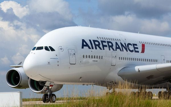 Hot New AMEX Offer: 20,000 Membership Rewards Points for Air France $1,000+ Purchase