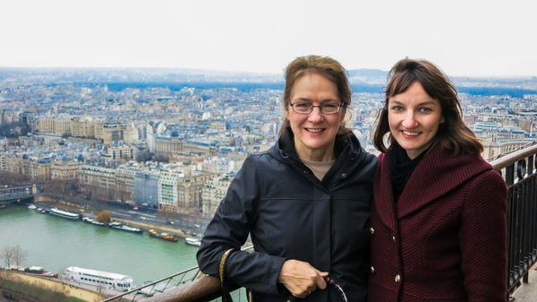 Paris – Making Mom's Paris Dreams Come True