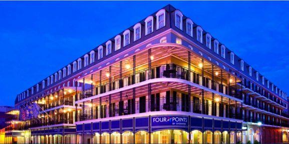 Best US Starwood Hotels