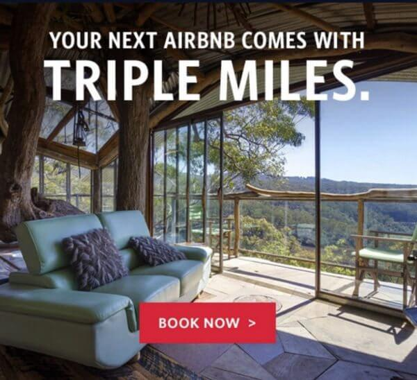 Limited-Time: 3X Delta Miles at Airbnb