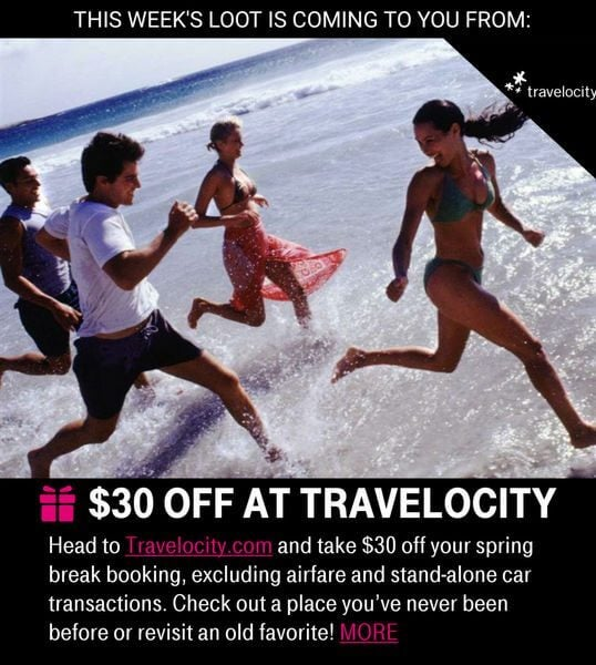Easy $30 Off Upcoming Travel With This Promo Code!