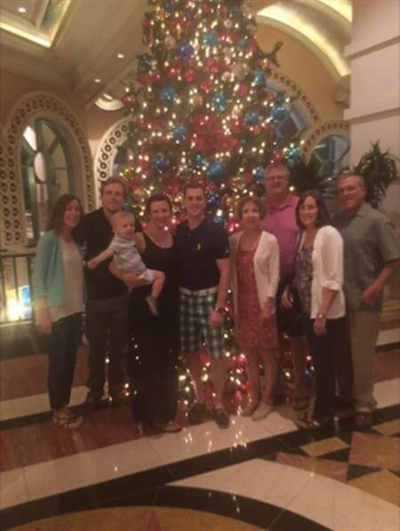 How Miles Points Brought A Family Of 9 Together For A Bahamian Holiday Trip