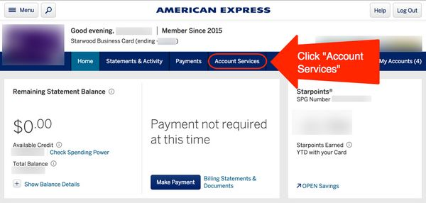 How to Add Authorized User to Starwood AMEX | Million Mile