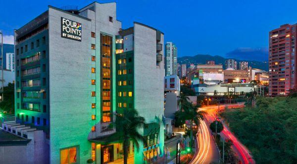 How To Earn Free Starwood Stays