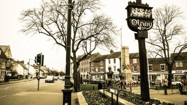 I Found My New Best Friend Traveling to London: Part 11 – Day Trip to Olney