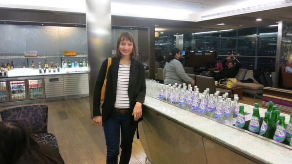 I Found My New Best Friend Traveling To London Part 3 British Airways Galleries Club Lounge Review