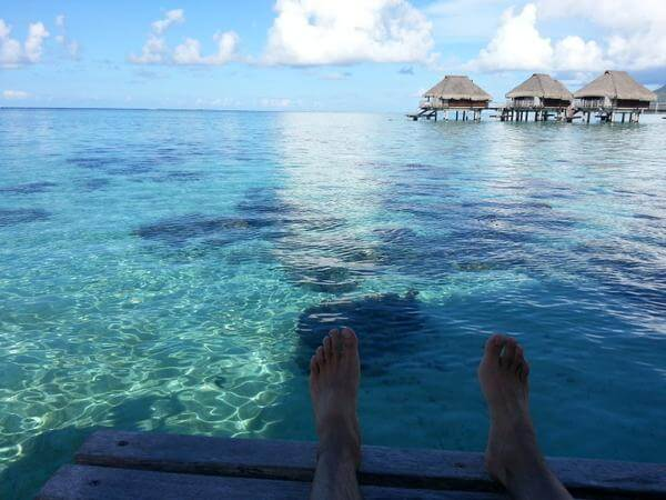 """I Only Became Serious About Miles & Points When I Wanted to Go to Bora Bora for My Honeymoon"""