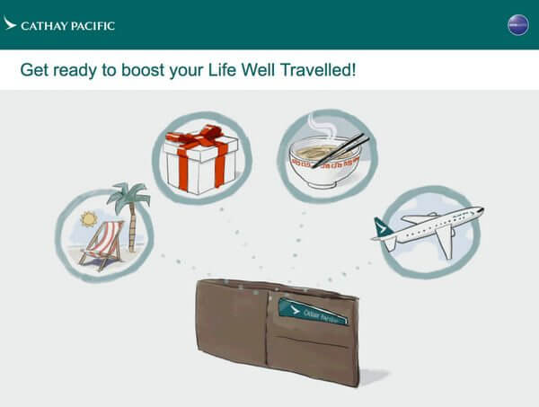 New Cathay Pacific Credit Card Coming Tomorrow