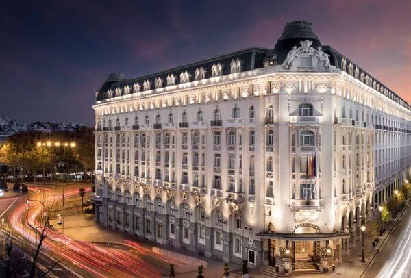 Starwood Points For Hotels In Europe