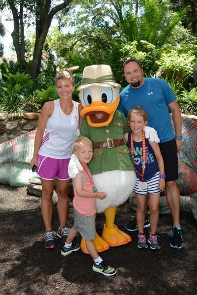 This Family Took Trips to Disney, New Orleans, & Mexico With Chase & Southwest Points
