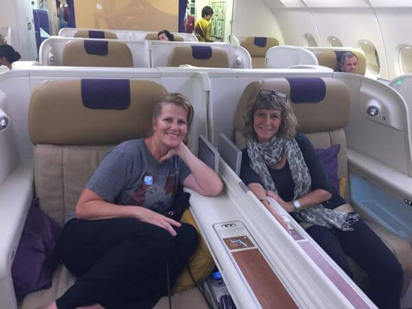 A 19 Day Trip To Taiwan Thailand In Business Class With The Help Of Miles Points