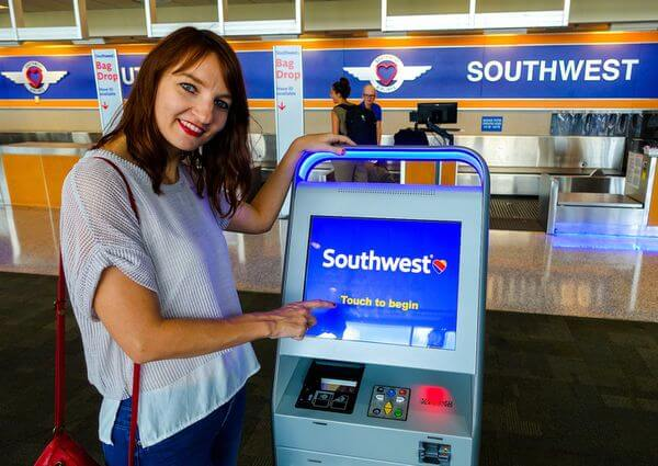 Chase Points Southwest Flights