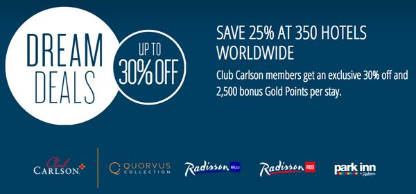 New Hotel Promotion:  Earn Bonus Points and Save Up to 30% Off!