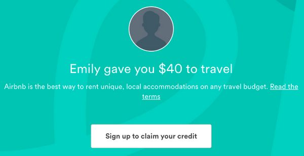 Double Airbnb Referral Bonus