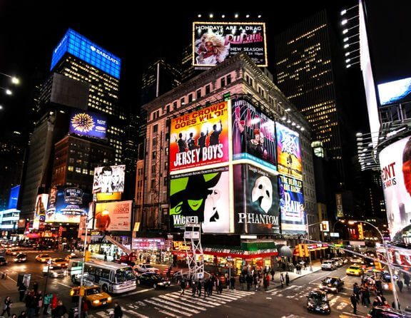 Earn Bonus Starwood Points for Broadway Show Tickets, Redeem for Unforgettable Experiences