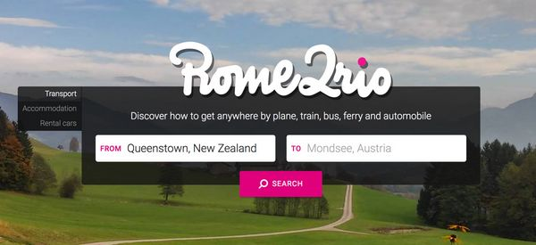 How to Make Domestic and International Trips Easier With Rome2rio
