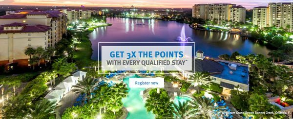 Targeted Earn 3X Points For Stays With This Hotel Chain