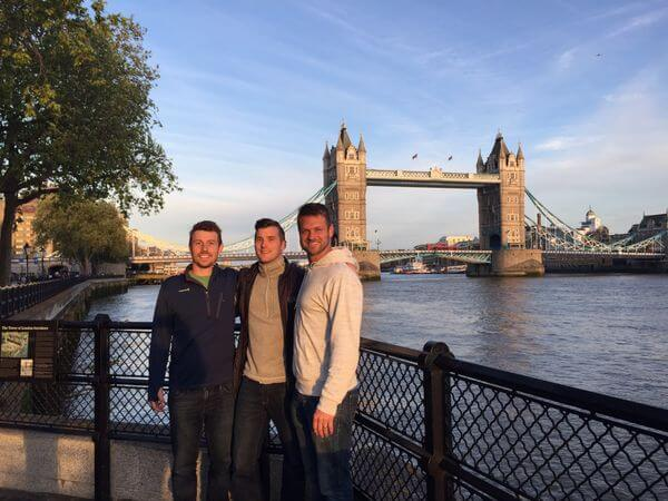 This Reader Got a Priceless Trip to London With His Brothers for Nearly Nothing!