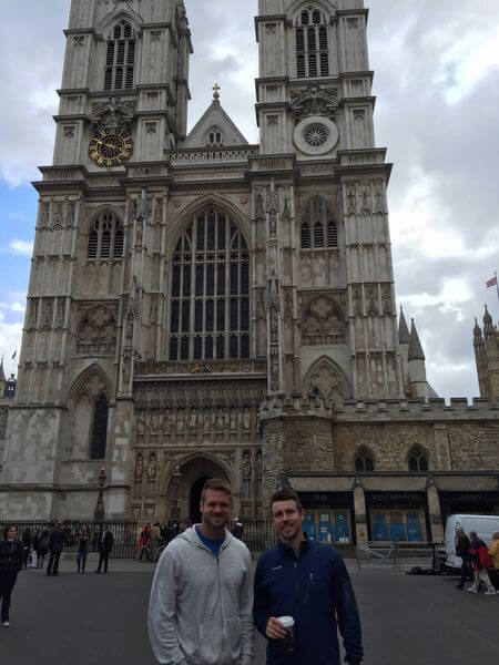 This Reader Got A Priceless Trip To London With His Brothers For Nearly Nothing