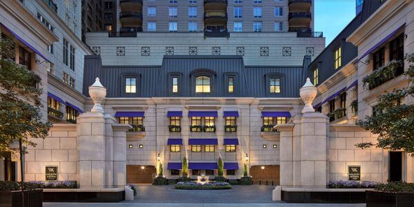 100000 Points American Express Hilton Card 2017