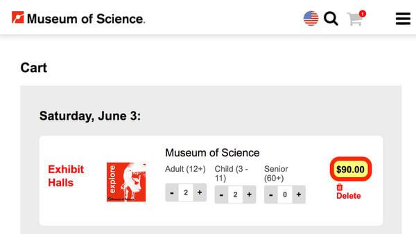 Coupon code for museum of science boston ma
