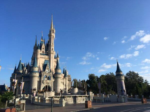 Get Free Nights at Disney With Your Hotel Card