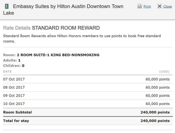 How To Get Free Nights At Hilton