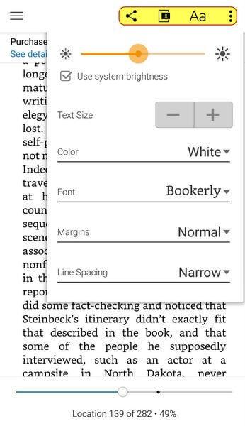 Kindle App Review