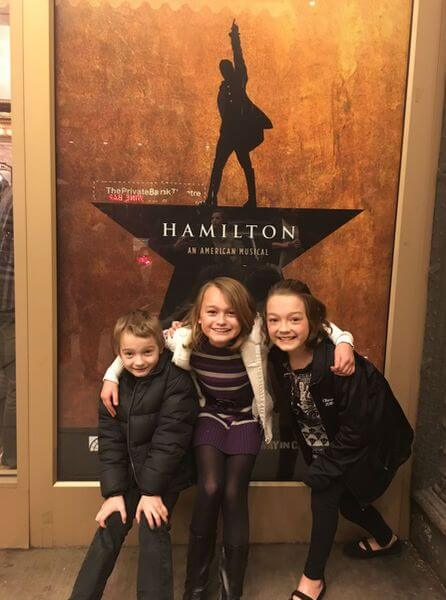 Los Angeles Hamilton Tickets
