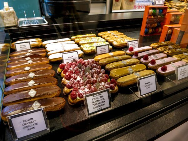 Making Mom's Paris Dreams Come True: Part 4 – Our Hunt for Chocolate Eclairs, Raw Beef, and French Crepes