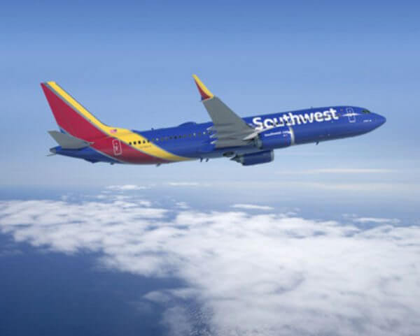 New Southwest Airlines Routes 2017