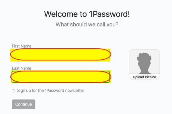 Review Of 1Password