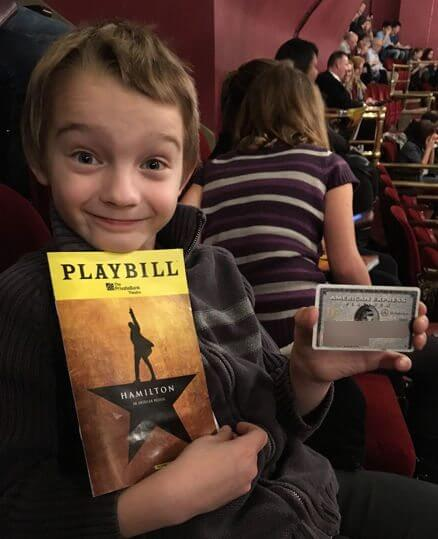 Seeing Hamilton in Chicago for Cheap: Part 3 – Hamilton, an American Musical