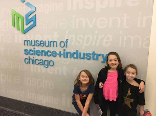 Seeing Hamilton In Chicago For Cheap Part 4 Museum Of Science Industry And Other Activities In Chicago